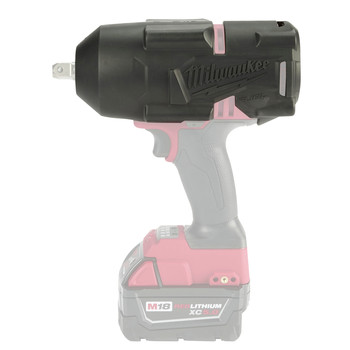 Milwaukee 49-16-2766 M18 FUEL 1/2 in. High Torque Impact Wrench Tool Boot for 2766-20 & 2862-20