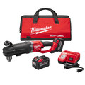 Factory Reconditioned Milwaukee 2709-82 M18 FUEL XC5.0 Ah Cordless Lithium-Ion SUPER HAWG 1/2 in. Right Angle Drill Kit