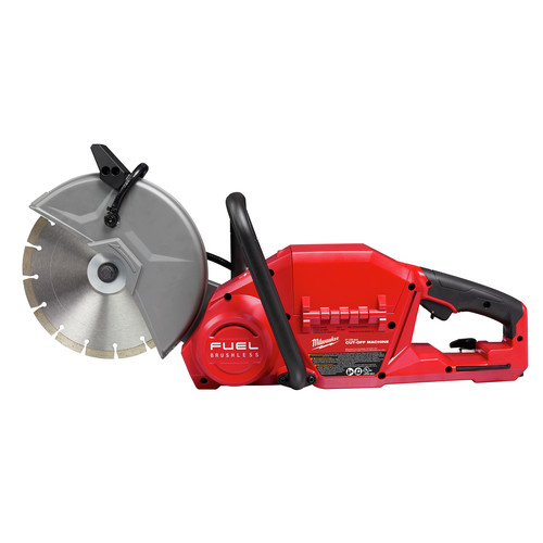 Milwaukee 2786-22HD M18 FUEL Lithium-Ion 9 in. Cut-Off Saw Kit with ONE-KEY (12 Ah) image number 8
