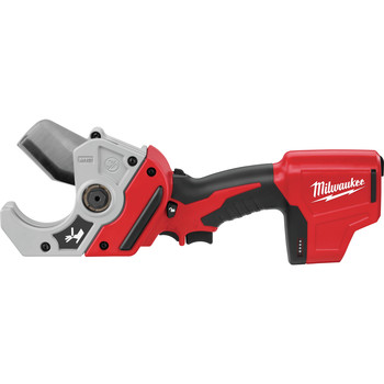 Milwaukee 2470-20 M12 12V Cordless Lithium-Ion PVC Shear (Tool Only) image number 1