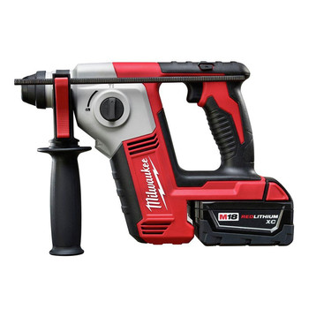 Milwaukee 2612-21 M18 Lithium-Ion 5/8 in. SDS-Plus Rotary Hammer Kit image number 1