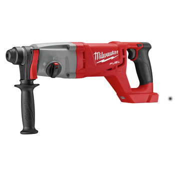 Factory Reconditioned Milwaukee 2713-80 M18 18V Cordless Lithium-Ion 1 in. SDS Plus D-Handle Rotary Hammer (Tool Only) image number 0
