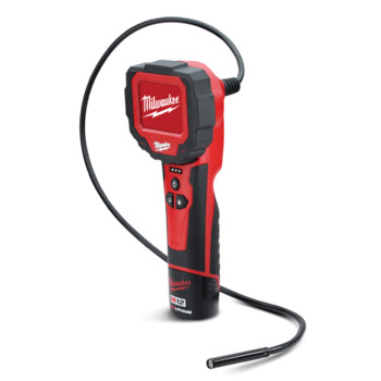 Factory Reconditioned Milwaukee 2313-81 M12 Li-Ion M-Spector 360 Rotating Digital Inspection Camera with 3 ft. Cable