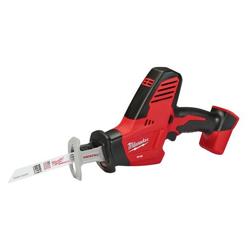 Milwaukee 2625-20 M18 Lithium-Ion Hackzall Reciprocating Saw (Tool Only) image number 1
