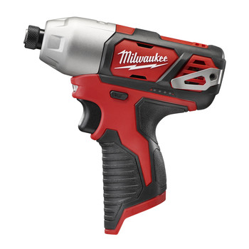 Factory Reconditioned Milwaukee 2462-80 M12 12V Lithium-Ion 1/4 in. Hex Impact Driver (Tool Only)