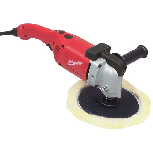 Milwaukee 5460-6 7 in./9 in. Polisher with Electronic Speed Control image number 0