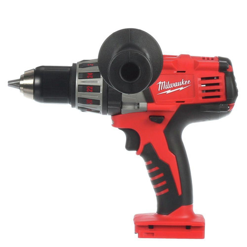 Factory Reconditioned Milwaukee 0726-80 M28 Lithium-Ion 1/2 in. Cordless Hammer Drill (Tool Only) image number 0
