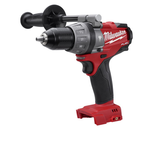 Factory Reconditioned Milwaukee 2604-80 M18 FUEL Lithium-Ion Hammer Drill (Tool Only)