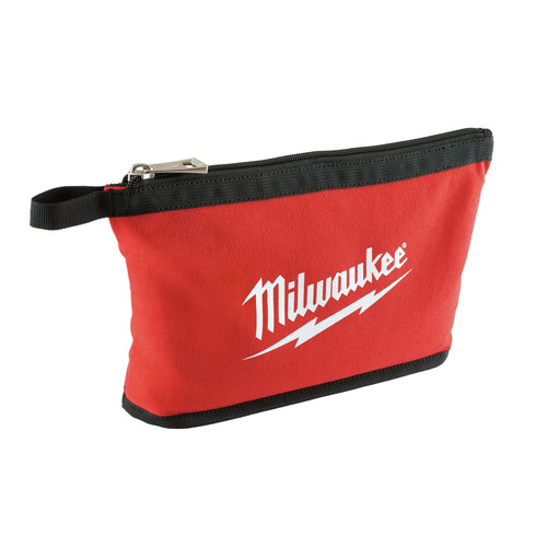 Milwaukee 48-22-8180 Zipper Pouch (Black)