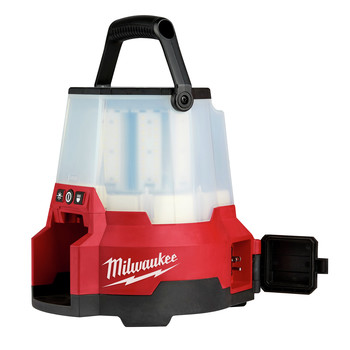 Milwaukee 2145-20 M18 18V Lithium-Ion Radius LED Compact Site Light (Tool Only) image number 1
