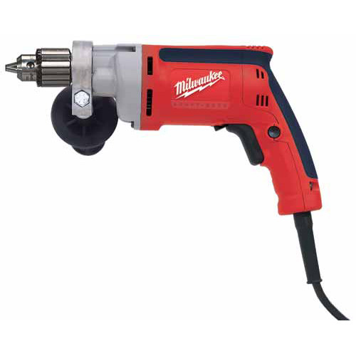 Factory Reconditioned Milwaukee 0200-80 7 Amp 0 - 1200 RPM 3/8 in. Corded Magnum Drill with Keyed Chuck image number 0