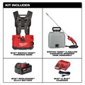 Milwaukee 2820-21CS M18 SWITCH TANK 4-Gallon Backpack Concrete Sprayer Kit image number 17
