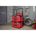 Milwaukee 48-22-8443 PACKOUT 50 lbs. Capacity 3-Drawer Tool Box image number 12