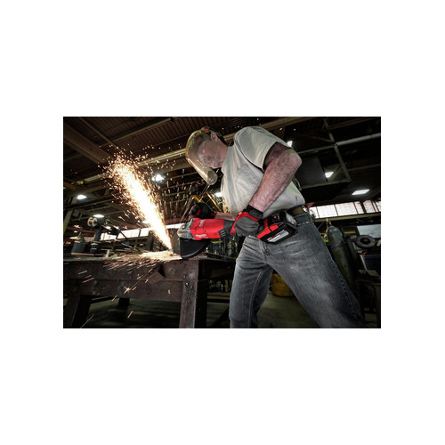 Milwaukee 2785-21HD M18 FUEL 7 in. / 9 in. Large Angle Grinder Kit image number 6