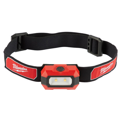 Milwaukee 2106 300 Lumens High Definition Headlamp