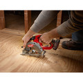 Milwaukee 2530-21XC M12 FUEL Li-Ion 5-3/8 in. Circular Saw Kit with XC Battery image number 6