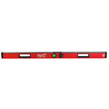 Milwaukee MLDIG48 48 in. REDSTICK Digital Level with PINPOINT Measurement Technology image number 1