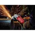 Milwaukee 6141-30 4-1/2 in. Small Angle Grinder Lock-On N/E image number 3