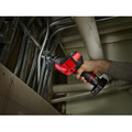 Milwaukee 2520-21XC M12 FUEL Cordless HACKZALL Reciprocating Saw Kit with XC Battery image number 8