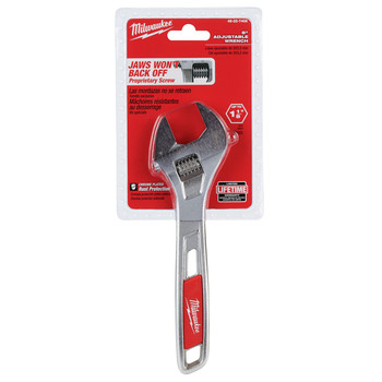 Milwaukee 48-22-7408 8 in. Adjustable Wrench image number 1