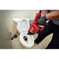 Milwaukee 2572B-21 M12 AIRSNAKE Drain Cleaning Air Gun Kit image number 9