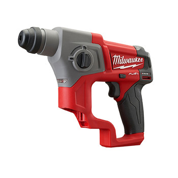 Milwaukee 2416-20 M12 FUEL Lithium-Ion 5/8 in. SDS Plus Rotary Hammer (Tool Only) image number 1