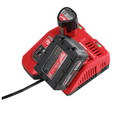 Milwaukee 2708-22HD M18 FUEL HOLE HAWG Lithium-Ion 1/2 in. Cordless Right Angle Drill Kit with QUIK-LOK (9 Ah) image number 6