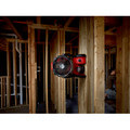 Milwaukee 0886-20 M18 18V Portable Jobsite Fan with AC Adapter (Tool Only) image number 7