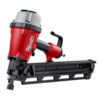 Factory Reconditioned Milwaukee 7200-80 3-1/2 in. Pneumatic Full Round Head Framing Nailer