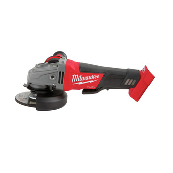 Milwaukee 2780-20 M18 FUEL Lithium-Ion 4-1/2 in./5 in. Paddle Switch Grinder (Tool Only) image number 1