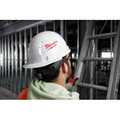 Milwaukee 48-73-1000 Type 1 Class C Front Brim Vented Hard Hat with BOLT Accessories image number 11
