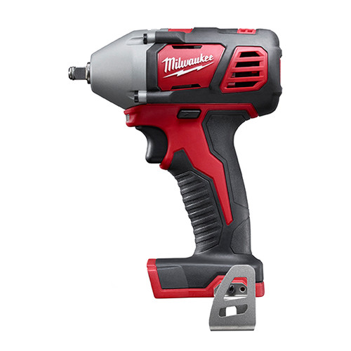 Milwaukee 2658-20 M18 18V Cordless Lithium-Ion 3/8 in. Impact Wrench with Friction Ring (Bare Tool)
