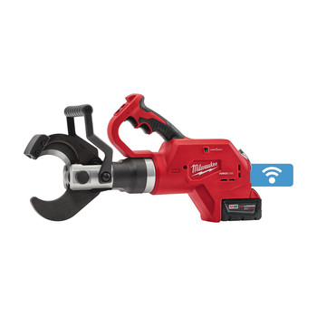 Milwaukee 2776-21 M18 18V 5.0 Ah Cordless Lithium-Ion FORCE LOGIC 3 in. Underground Cable Cutter Kit with ONE KEY image number 3