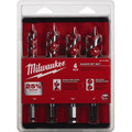 Milwaukee 48-13-4000 4 Pc Auger Bit Set image number 1