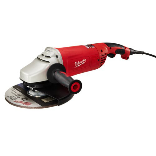 Factory Reconditioned Milwaukee 6089-831 120V 7 in./9 in. Roto-Lok Large Angle Grinder