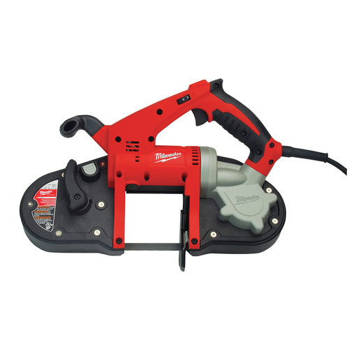 Milwaukee 6242-6 7 Amp Compact Portable Band Saw image number 0
