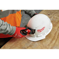 Milwaukee 48-73-1000 Type 1 Class C Front Brim Vented Hard Hat with BOLT Accessories image number 13