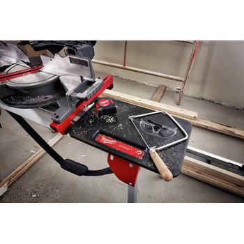 Milwaukee 2733-21 M18 FUEL 7-1/4 in. Dual Bevel Sliding Compound Miter Saw Kit image number 4