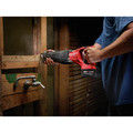 Milwaukee 2720-22 M18 FUEL Cordless Sawzall Reciprocating Saw Kit with (2) 5.0 Ah Batteries, Charger and Case image number 8