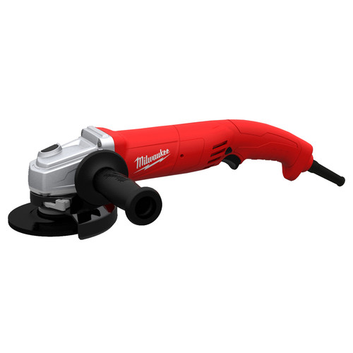 Milwaukee 6121-30 4-1/2 in. 11.0 Amp Trigger Switch/Grip Grinder with Lock-On Button image number 0