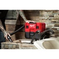 Milwaukee 0960-20 M12 FUEL Lithium-Ion Brushless 1.6 Gallon Cordless Wet/Dry Vacuum (Tool Only) image number 11