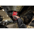 Milwaukee 2555P-20 M12 FUEL Stubby 1/2 in. Impact Wrench with Pin Detent (Tool Only) image number 8