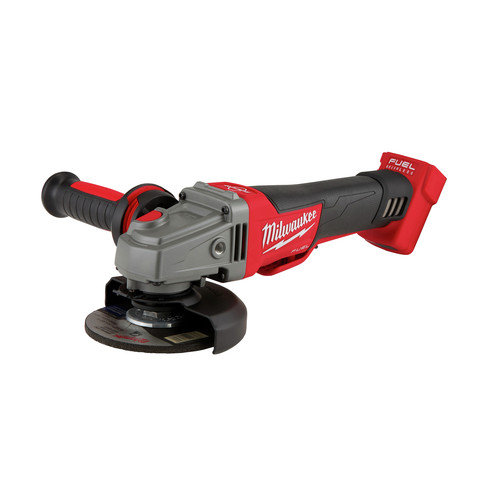 Milwaukee 2783-20 M18 FUEL 18V Cordless 4-1/2 in. - 5 in. Braking Angle Grinder (Bare Tool)