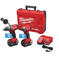 Milwaukee 2795-22 M18 FUEL 5.0 Ah Cordless Lithium-Ion 2-Tool ONE-KEY Combo Kit