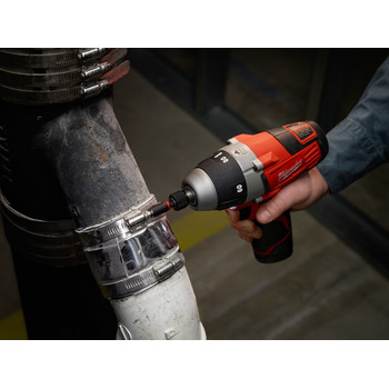 Milwaukee 2455-20 M12 12V Cordless Lithium-Ion No Hub Driver (Tool Only) image number 3