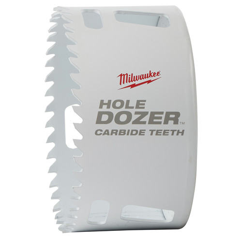 Milwaukee 49-56-0738 3-1/2 in. HOLE DOZER with Carbide Teeth