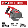 Milwaukee 2982-20 M18 FUEL Lithium-Ion Metal Cutting 8 in. Cordless Circular Saw (Tool Only) image number 1
