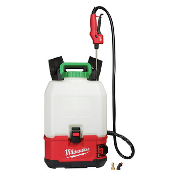 Milwaukee 2820-20PS M18 SWITCH TANK 4-Gallon Backpack Sprayer (Tool Only)