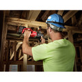 Milwaukee 2708-22 M18 FUEL HOLE HAWG Lithium-Ion 1/2 in. Cordless Right Angle Drill Kit with QUIK-LOK (5 Ah) image number 5