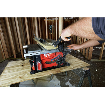Milwaukee 2736-20 M18 FUEL 8-1/4 in. Table Saw with One-Key (Tool Only) image number 9
